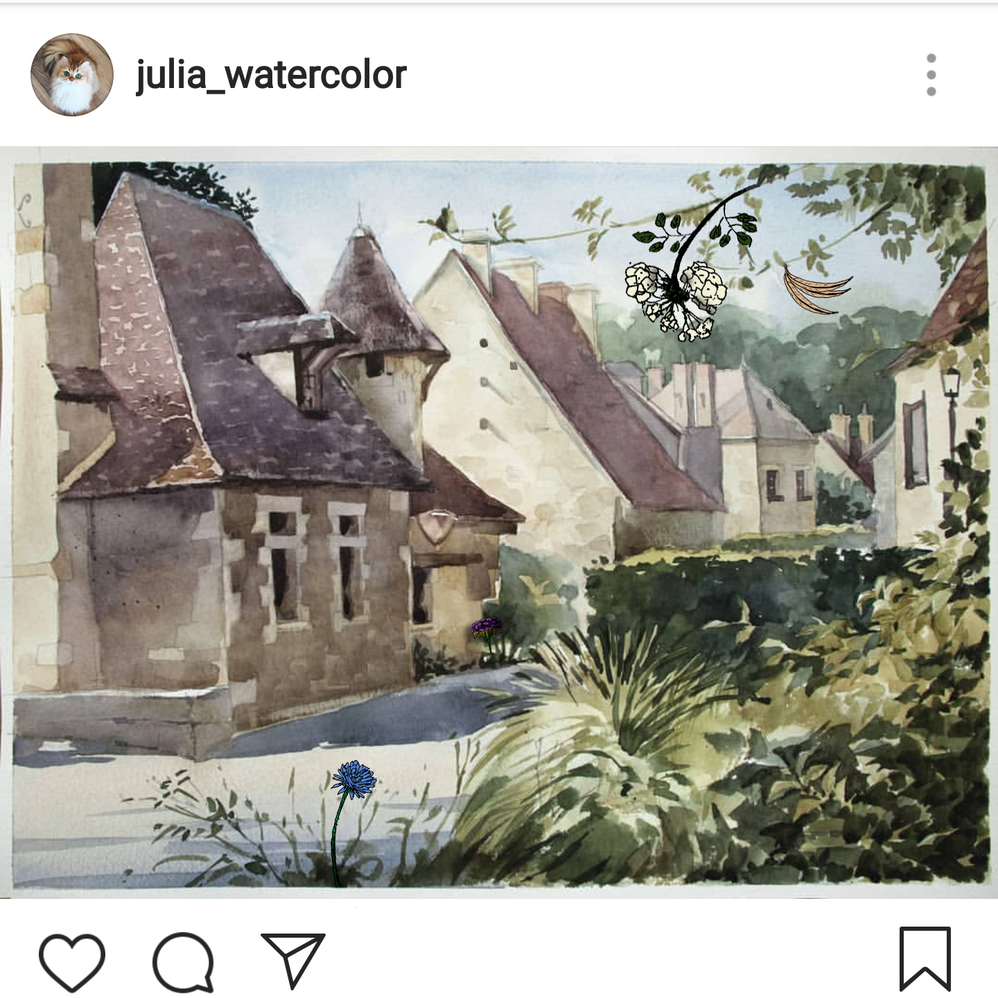 juliawatercolor